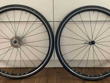 Wielset (race) aluminium (made by Wheeltec)