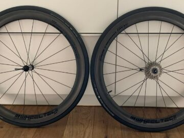 Wielset (race) carbon 50 mm (made by WheelTec)