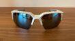 100% Speedcoupe Matt White – HIPER Blue Lens – NIEUW !