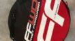 Fast Forward F4R Full Carbon Black-White wielset – DT Swiss
