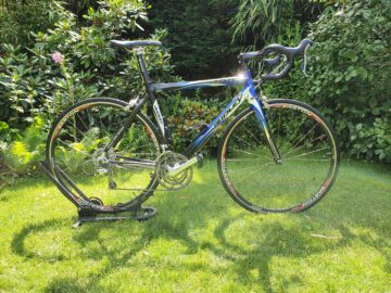 Ridley Damocles Carbon Racefiets