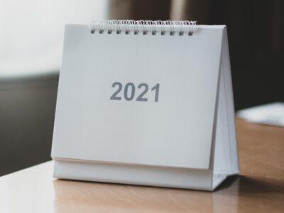 De fietskalender 2021. Waar moeten we op letten?