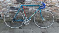 Vintage Zelfbouw Racefiets Bruinewoud 1976 Nijmegen