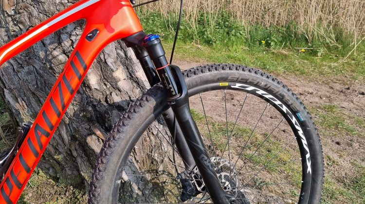 Specialized Epic Worldcup full suspension (29 inch)