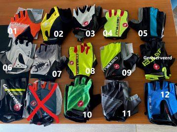 Castelli fietshandschoenen 100% Nieuw en Origineel