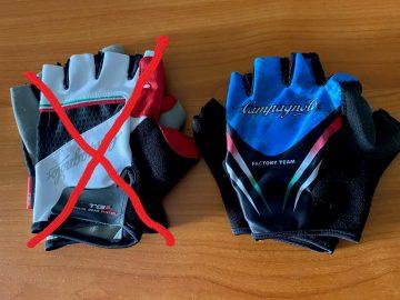 Campagnolo fiets handschoenen 100& Nieuw en Origineel