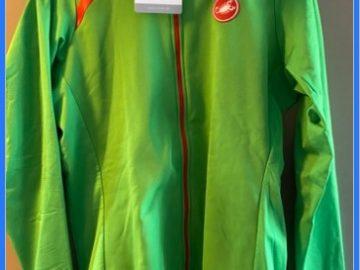 Wielrenshirts LANGE MOUWEN Castelli 100% Nieuw en Origineel Maat XL (Long Sleeve)