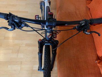 PORSCHE BIKE RX Fahrrad MTB, Carbon, Rh 44 cm, XTR, 27,5-Zoll